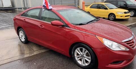 2011 Hyundai Sonata for sale at O A Auto Sale in Paterson NJ