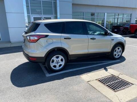 2017 Ford Escape for sale at Bayird Truck Center in Paragould AR