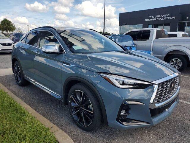 2022 Infiniti QX55 for sale in Orlando, FL
