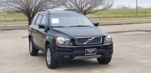 2007 Volvo XC90 for sale at America's Auto Financial in Houston TX