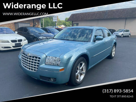 2009 Chrysler 300 for sale at Widerange LLC in Greenwood IN