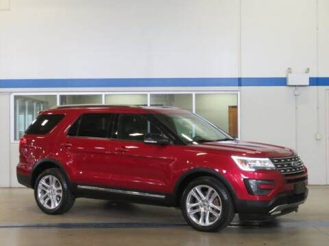 2016 Ford Explorer for sale at Terry Lee Hyundai in Noblesville IN