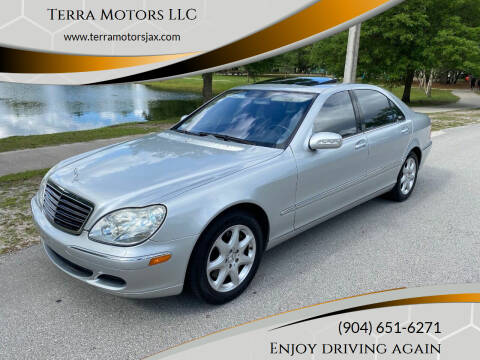2006 Mercedes-Benz S-Class for sale at Terra Motors LLC in Jacksonville FL