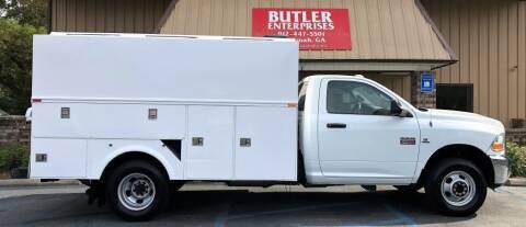 2012 RAM Ram Chassis 3500 for sale at Butler Enterprises in Savannah GA