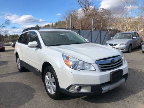 2012 Subaru Outback for sale at Royal Crest Motors in Haverhill MA