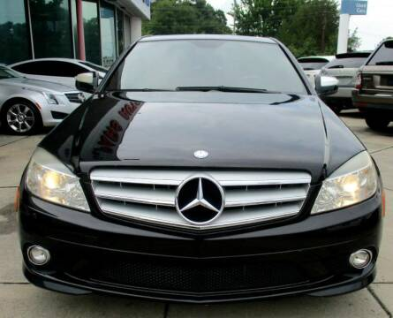 2009 Mercedes-Benz C-Class for sale at Pars Auto Sales Inc in Stone Mountain GA