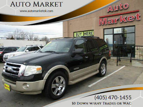 2007 Ford Expedition for sale at Auto Market in Oklahoma City OK