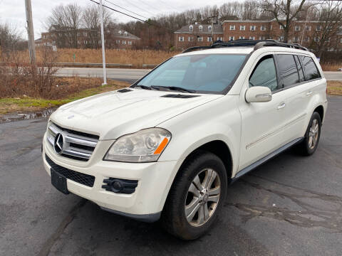 2008 Mercedes-Benz GL-Class for sale at Turnpike Automotive in North Andover MA