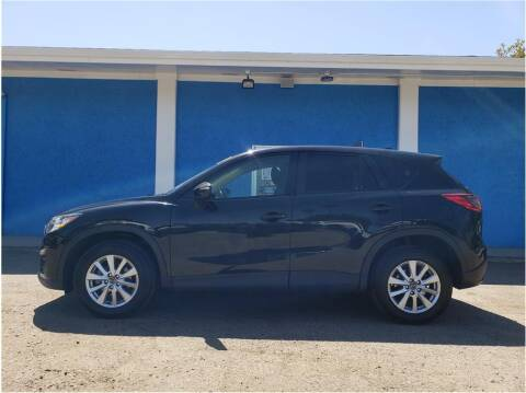 2016 Mazda CX-5 for sale at Khodas Cars in Gilroy CA