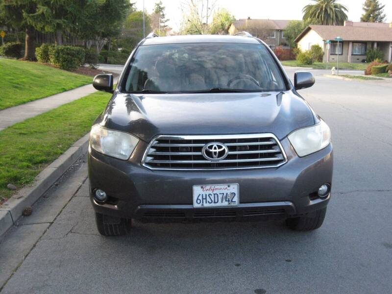 2008 Toyota Highlander for sale at StarMax Auto in Fremont CA