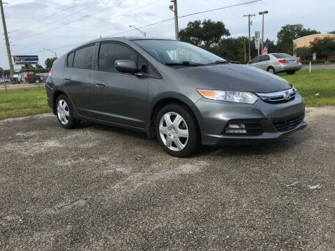 2012 Honda Insight for sale at First Coast Auto Connection in Orange Park FL