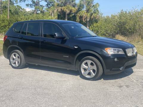 2011 BMW X3 for sale at D & D Used Cars in New Port Richey FL