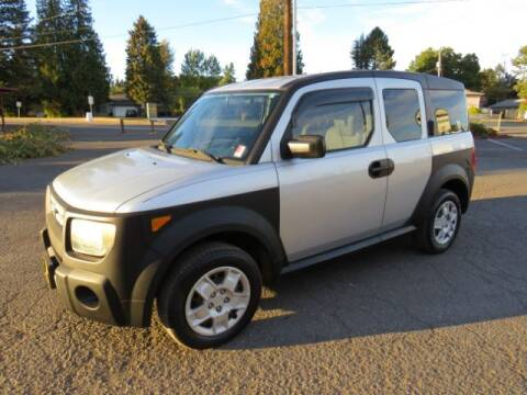 2007 Honda Element for sale at Triple C Auto Brokers in Washougal WA