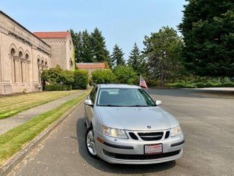2007 Saab 9-3 for sale at EZ Deals Auto in Seattle WA