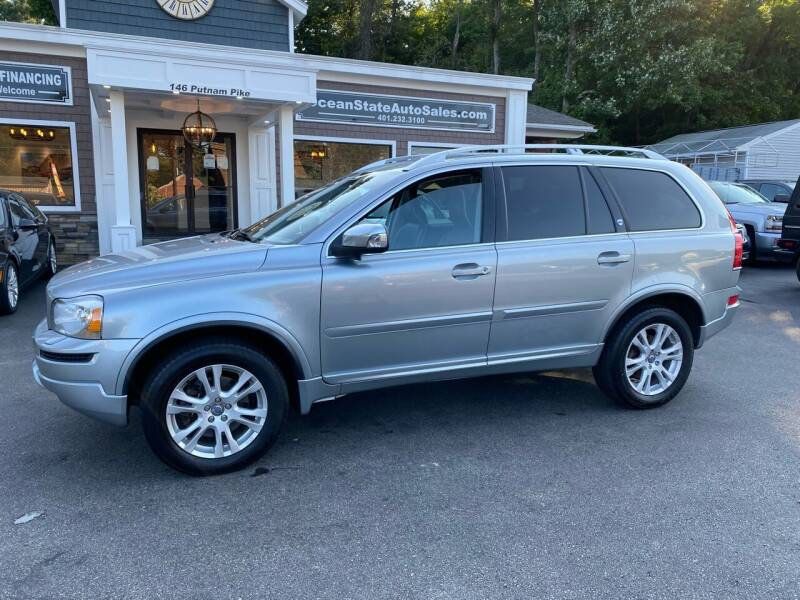 2013 Volvo XC90 for sale at Ocean State Auto Sales in Johnston RI