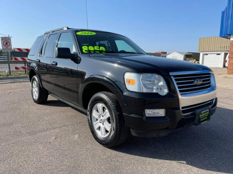 2010 Ford Explorer for sale at Island Auto Express in Grand Island NE