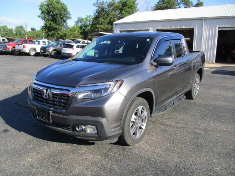 2019 Honda Ridgeline for sale at Jones Auto Sales in Poplar Bluff MO