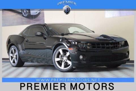 2011 Chevrolet Camaro for sale at Premier Motors in Hayward CA
