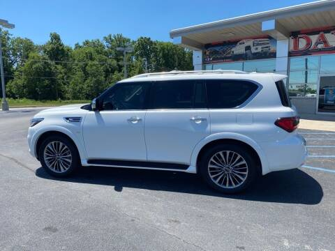 2019 Infiniti QX80 for sale at Davco Auto in Fort Wayne IN