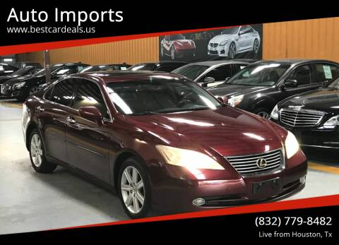 2008 Lexus ES 350 for sale at Auto Imports in Houston TX