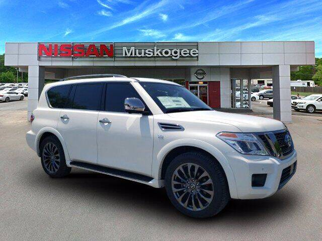 2020 Nissan Armada for sale in Muskogee, OK