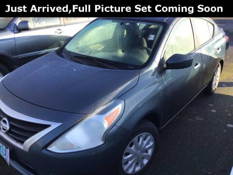 2016 Nissan Versa for sale at Royal Moore Custom Finance in Hillsboro OR