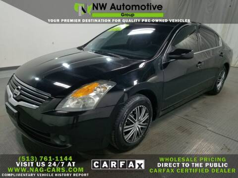 2008 Nissan Altima for sale at NW Automotive Group in Cincinnati OH