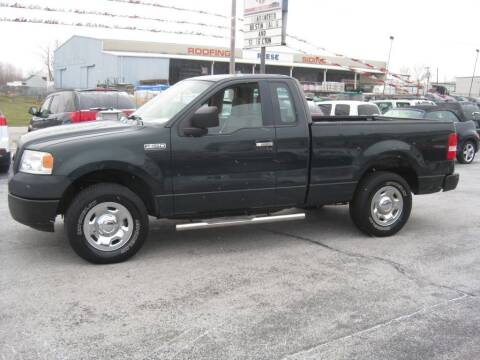 2006 Ford F-150 for sale at Budget Corner in Fort Wayne IN