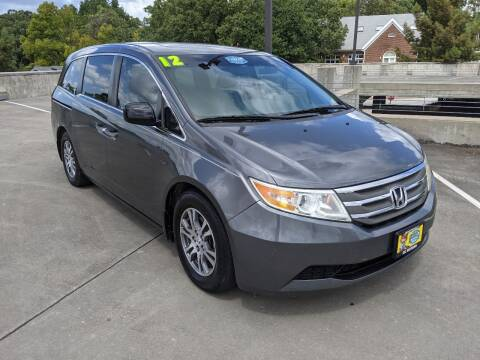 2012 Honda Odyssey for sale at QC Motors in Fayetteville AR
