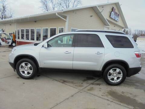 2009 GMC Acadia for sale at Milaca Motors in Milaca MN