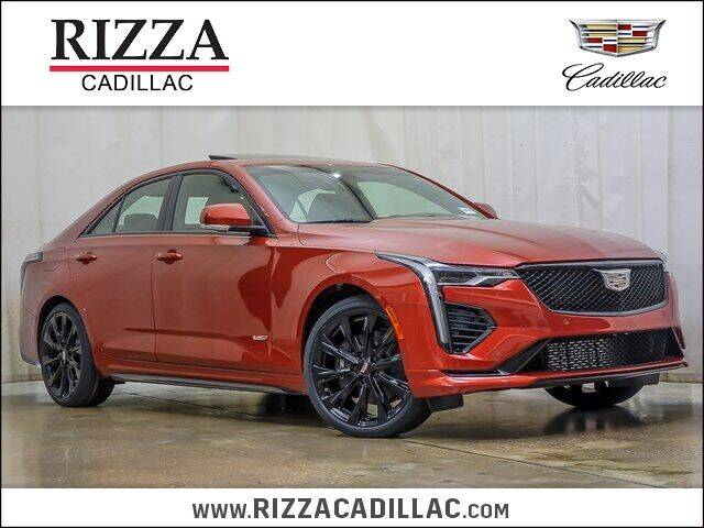 2020 Cadillac CT4 for sale at Rizza Buick GMC Cadillac in Tinley Park IL