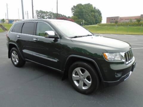 2011 Jeep Grand Cherokee for sale at Atlanta Auto Max in Norcross GA