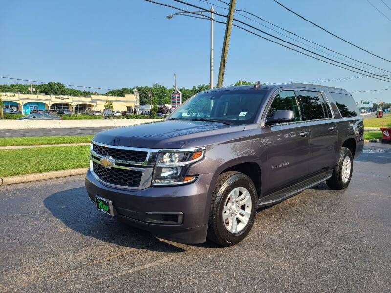 2018 Chevrolet Suburban for sale at iCar Auto Sales in Howell NJ