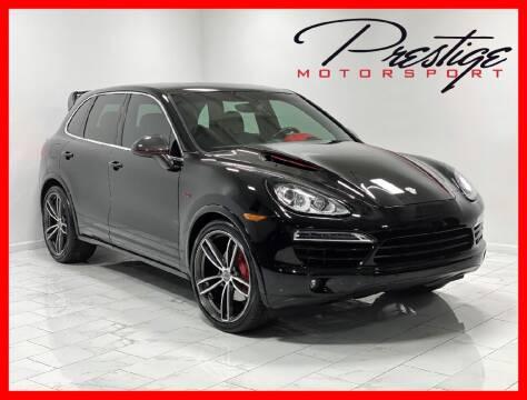2014 Porsche Cayenne for sale at Prestige Motorsport in Rancho Cordova CA
