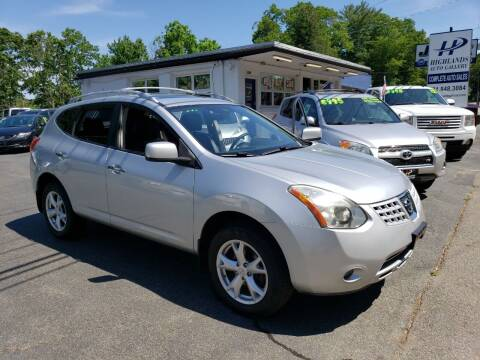 2010 Nissan Rogue for sale at Highlands Auto Gallery in Braintree MA