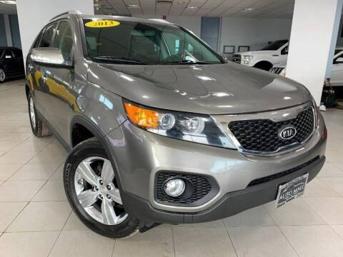 2012 Kia Sorento for sale at Cj king of car loans/JJ's Best Auto Sales in Troy MI