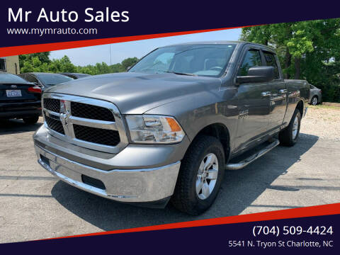 2013 RAM Ram Pickup 1500 for sale at Mr Auto Sales in Charlotte NC
