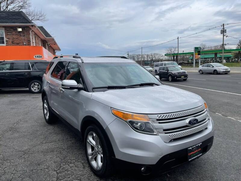 2014 Ford Explorer for sale at Bloomingdale Auto Group - The Car House in Butler NJ