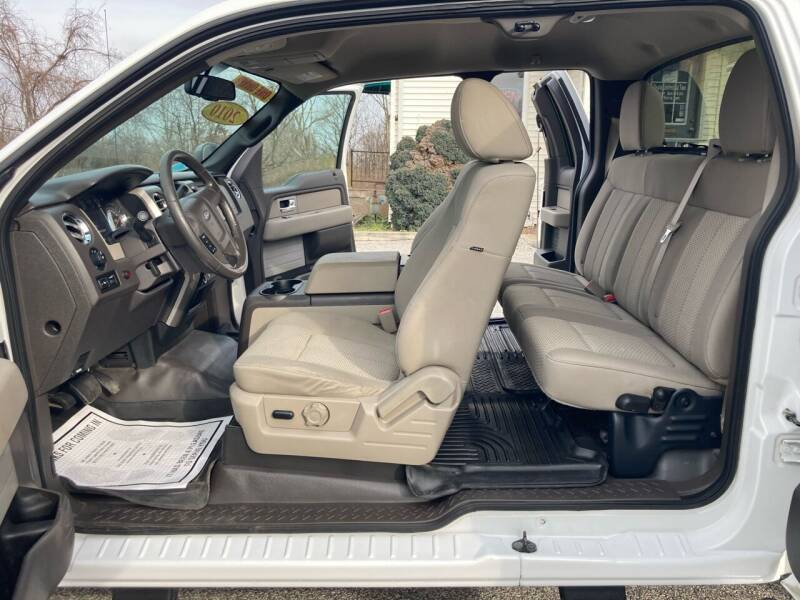 2010 Ford F-150 4x4 XLT 4dr SuperCab Styleside 6.5 ft. SB - Merrillville IN