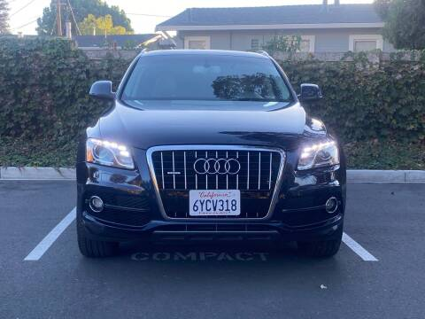 2011 Audi Q5 for sale at CARFORNIA SOLUTIONS in Hayward CA