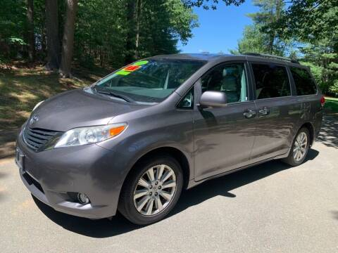2011 Toyota Sienna for sale at Elite Pre-Owned Auto in Peabody MA