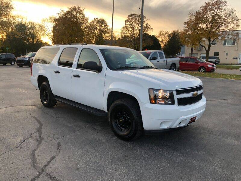 2011 Chevrolet Suburban for sale at WILLIAMS AUTO SALES in Green Bay WI