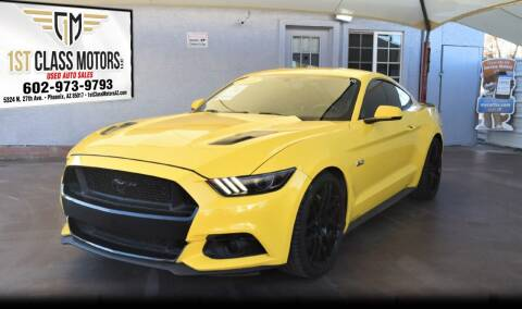 2015 Ford Mustang for sale at 1st Class Motors in Phoenix AZ