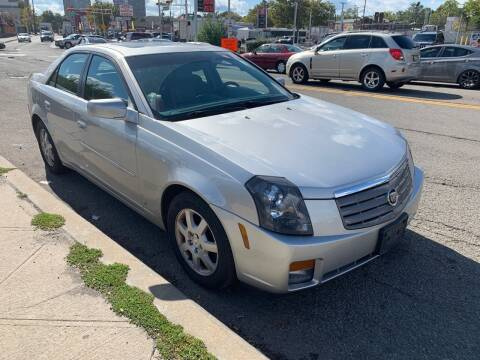 2006 Cadillac CTS for sale at Dennis Public Garage in Newark NJ
