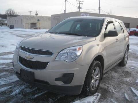 2012 Chevrolet Equinox for sale at ELITE AUTOMOTIVE in Euclid OH