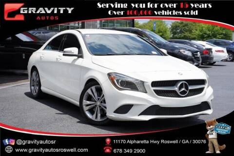 2014 Mercedes-Benz CLA for sale at Gravity Autos Roswell in Roswell GA