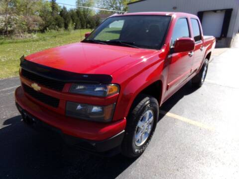 2011 Chevrolet Colorado for sale at Rose Auto Sales & Motorsports Inc in McHenry IL