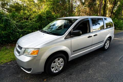 2008 Dodge Grand Caravan for sale at Sarasota Car Sales in Sarasota FL