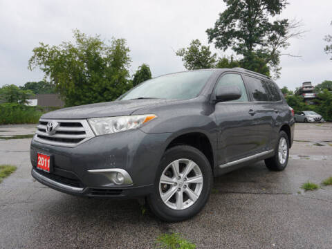 2011 Toyota Highlander for sale at AutoCredit SuperStore in Lowell MA