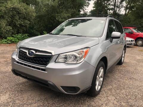 2015 Subaru Forester for sale at KINGSTON AUTO SALES in Wakefield RI